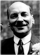 Labours Landslide victory in 1945 under Clem Atlee.