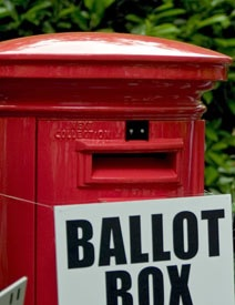 Postal Votes for Labour