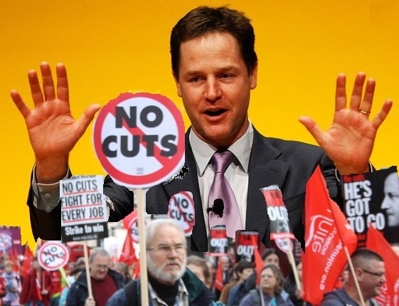 clegg out