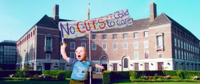 County Tories under pressure over Children Centres Closure programme