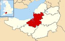 sedgemoor location